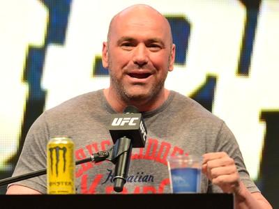 Dana White coletiva UFC (Foto: Jason Silva)