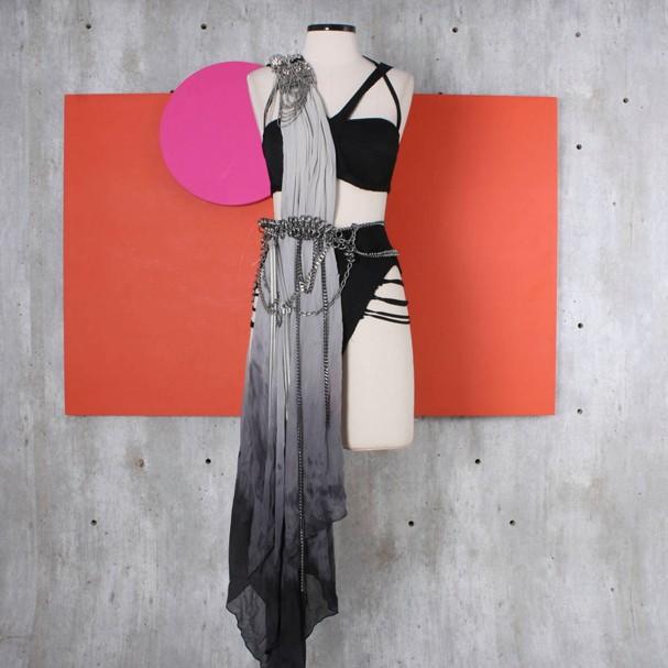 Cleo Pires vende vestido usado no Baile da Vogue (Foto: Reprodução)