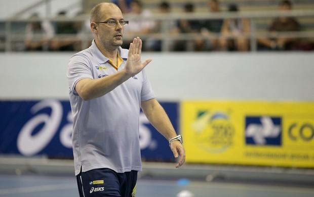 Handebol Morten Soubak (Foto: Divulgação)