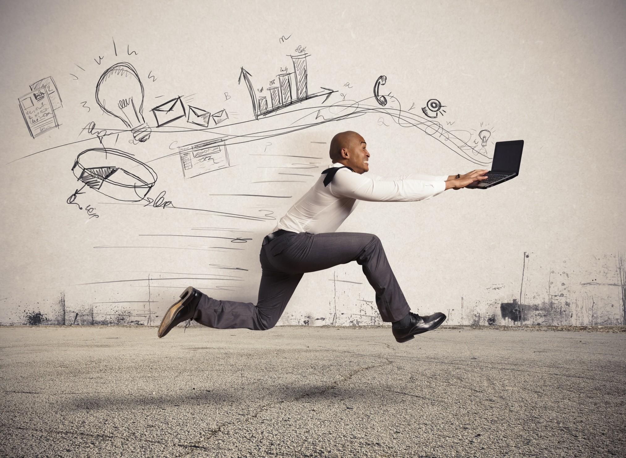 Pouco tempo e muita coisa para fazer? Invista em novas atividades para estar mais disposto e produtivo (Foto: Flickr)
