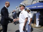 Marinha ucraniana participa de exercício com EUA no Mar Negro