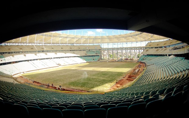 Arena Fonte Nova (Foto: Nat&#225;lia Arjones/Divulga&#231;&#227;o/Arena Fonte Nova)