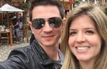 'Encontrei o amor e descobri que sou romântica', admite Mariana Santos (Arquivo Pessoal)
