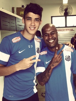 Gustavo Henrique Marcos Assunção Santos (Foto: Reprodução  / Instagram)