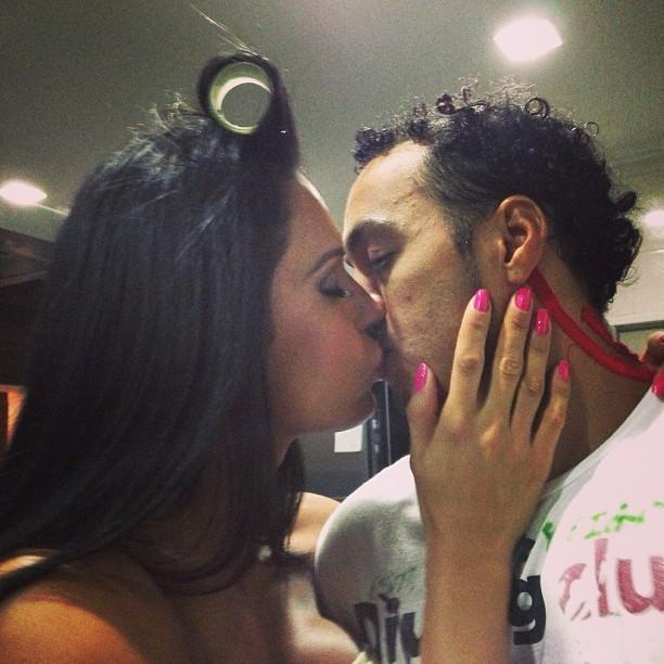 Gracyanne Barbosa e Belo (Foto: Instagram/ Reprodução)