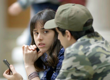 Felipe e Lica discutem relacionamento