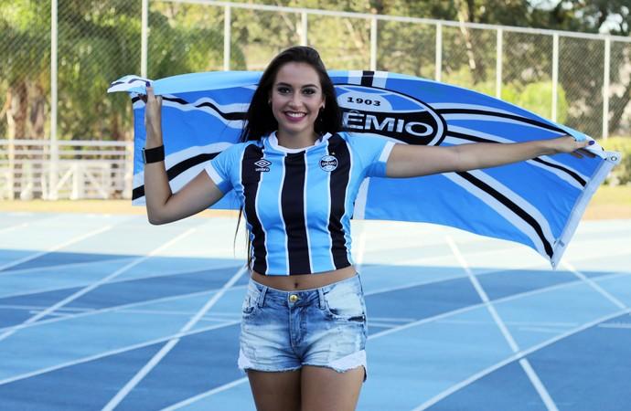 Musa do Gauchão Grêmio (Foto: Diego Guichard/GloboEsporte.com)