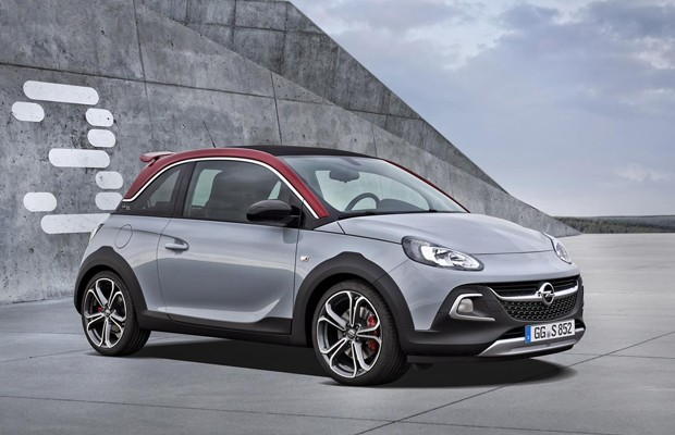 Opel Adam Rocks S (Foto: Divulgação)