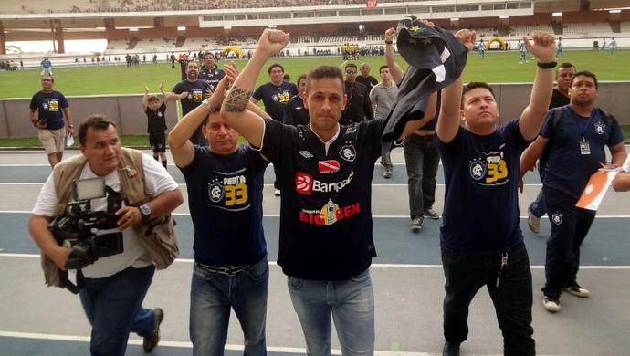 Eduardo Ramos - Clube do Remo (Foto: Gustavo Pêna)