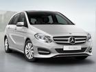 Mercedes lança minivan B200 renovada por R$ 128.900
