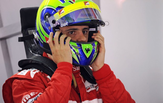 felipe massa ferrari gp da malsia (Foto: Agncia EFE)