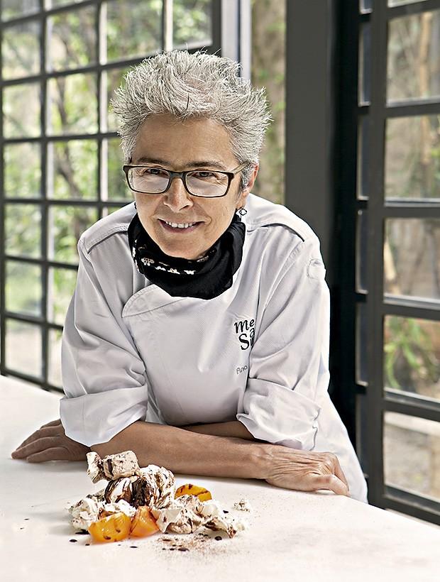 """Ana, sem egotrip: """"Quando faço uma consultoria, trabalho sobre um conceito, então consigo desaparecer como chef. O prazer é o desafio do novo"""" (Foto: Lufe Gomes/Editora Globo)"""