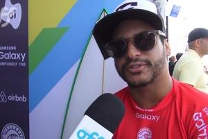 Italo Ferreira se classifica para o terceiro round do Rio Pro