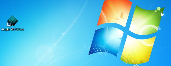 Executando o Acrylic Wifi no Windows 7 (Foto: Reprodução/Edivaldo Brito)