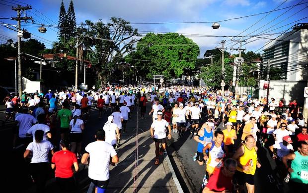 Meia Maratona de SP Eu Atleta (Foto: Marcos Ribolli)