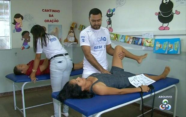 Porto Velho recebe a 23ª Ação Global (Foto: Bom Dia Amazônia)