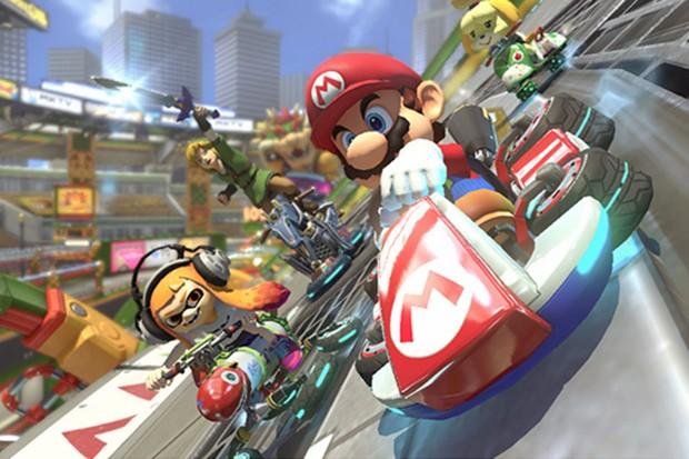 Mario Kart 8 Deluxe Nintendo Switch (Foto: Reprodução)