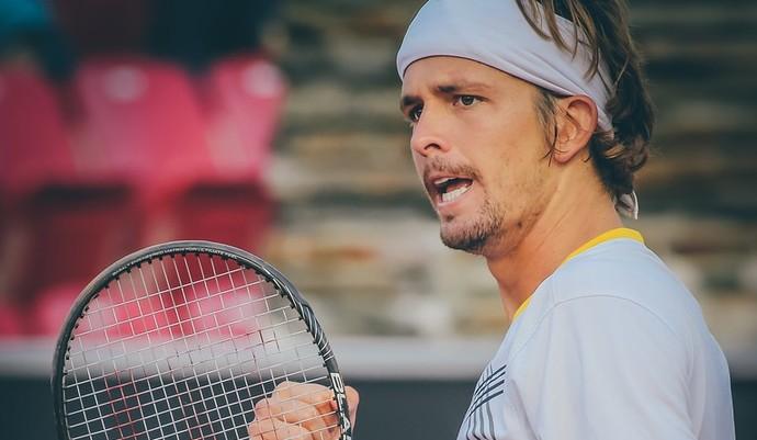 Christian Lindell vence Feijão em Bastad (Foto: Viktor Malmberg / Skistar Swedish Open)