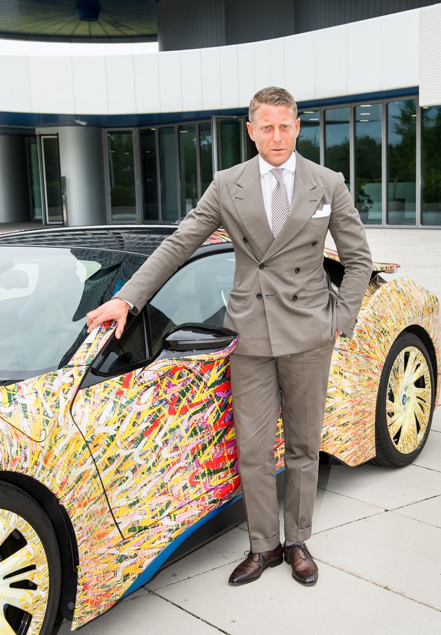 Lapo Elkann (Foto: Getty Images)