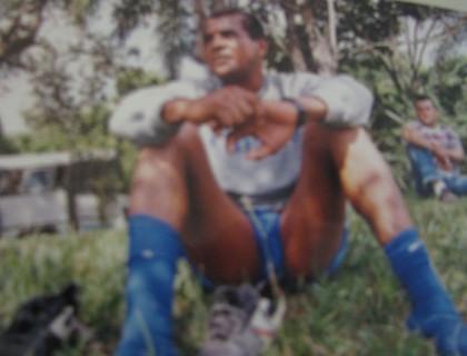 Luis Pereira é outro jogador com passagem pelo São Bento no início de carreira (Foto: Reprodução/ Jornal Cruzeiro do Sul)