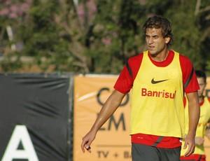 Rafael Moura, novo atacante do Inter (Foto: Diego Guichard/GLOBOESPORTE.COM)