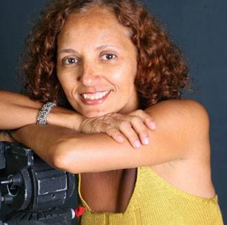 Selma Barbosa Alves foi funcionária da TV Universitária e da Inter TV Cabugi (Foto: Reprodução/Arquivo pessoal)