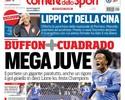 """Buffon """"gigante"""", Cuadrado """"gênio"""" e vitória do """"Megajuve"""" ganham jornais italianos"""