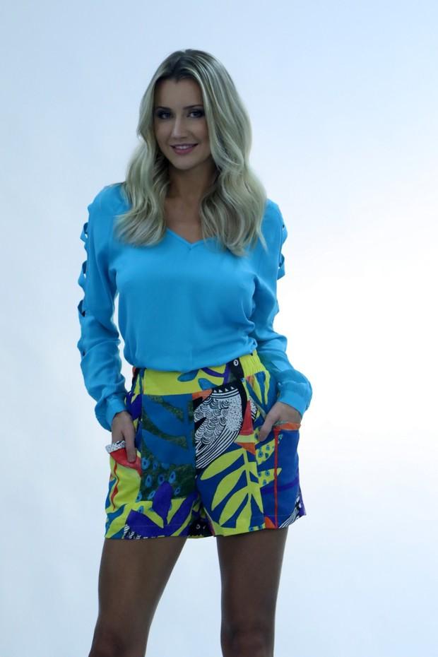 Ana Paula Siebert (Foto: Thiago Duran/AgNews )