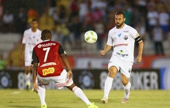 """""""Fora do teto"""", Comercial negocia volta de Acleisson para Copa Paulista"""