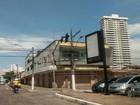 Propaganda irregular ainda é vista nas ruas de Belém após ação de retirada