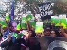 Temer deixa sua casa em São Paulo e segue para Brasília