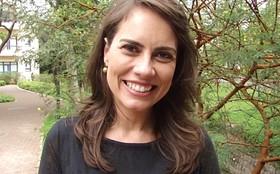 Adriana Prado largou emprego na ONU para virar atriz
