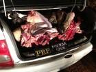 Três suspeitos de roubo de gado morrem em troca de tiros em Sergipe