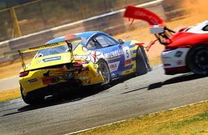 Divulgação/Luca Bassani/Porsche Império GT3