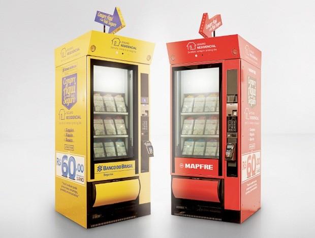 Máquina de vendas (Foto: Divulgação)