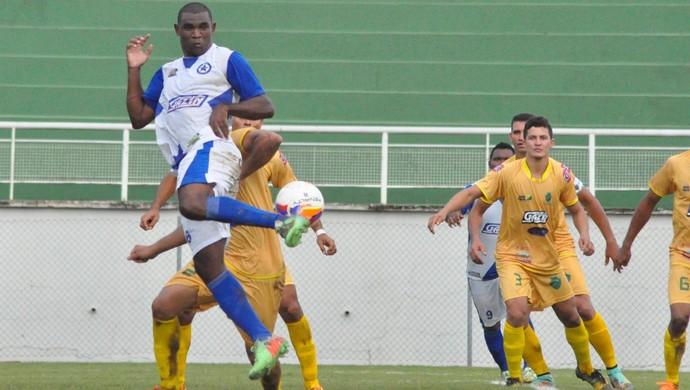 amax x náuas florestão campeonato acreano 2015 (Foto: Manoel Façanha/Arquivo pessoal)