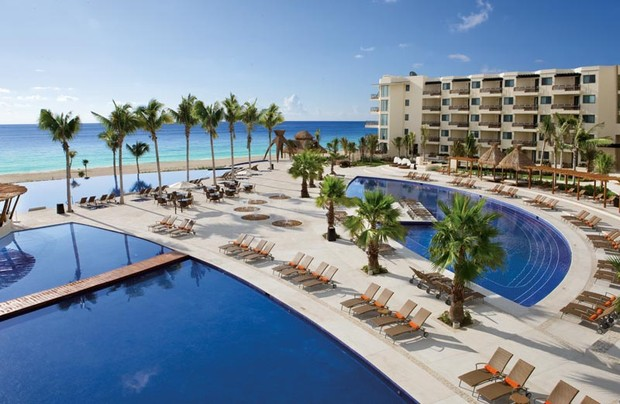 Dreams Riviera Cancun Resort & Spa (Foto: Divulgação site Dreams Riviera Cancun Resort & Spa)