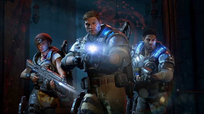 Gears of War 4 (Foto: Divulgação/Microsoft)