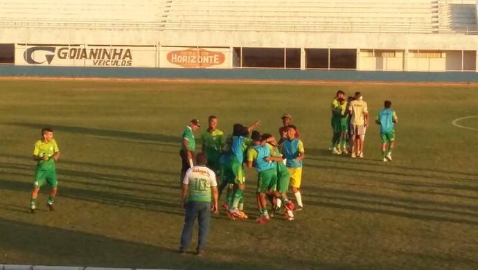 América-RN x Alecrim Sub-19 Estádio Nazarenão (Foto: Diogenes Baracho/Divulgação)