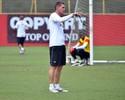 Sem Dagoberto, Mancini revela dúvida no ataque para enfrentar o Palmeiras