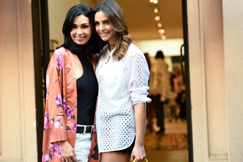 Renata Figueiredo e Carol Celico (Foto: Divulgação)