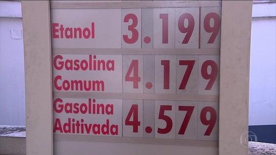 Postos de gasolina elevam preços; veja situação por estado