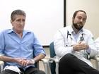 Paciente que transplantou pulmão tem alta de hospital em Rio Preto