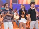 Não perca! Trio de Sangue Bom participa de homenagem a Lulu Santos