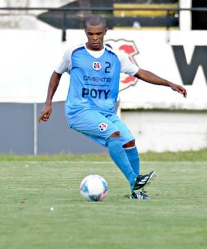 Oziel - Santa Cruz (Foto: Aldo Carneiro/Pernambuco Press)