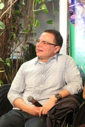 Ricardo Linhares (Foto: Luciana Serra)