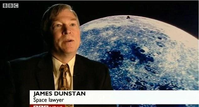 Advogado para causas espaciais