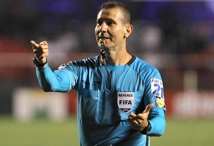Arbitro, Wilson Luiz Seneme (Foto: Roberto Vazquez / Futura Press)