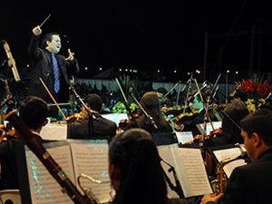 Concerto terá repertório dos compositores Georges Bizet, Alfred Reed e Mozart Wolfgang. (Foto: Divulgação / Assessoria)