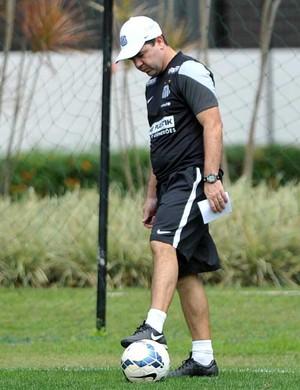 Enderson Moreira Santos (Foto: Ivan Storti / Divulgação Santos FC)